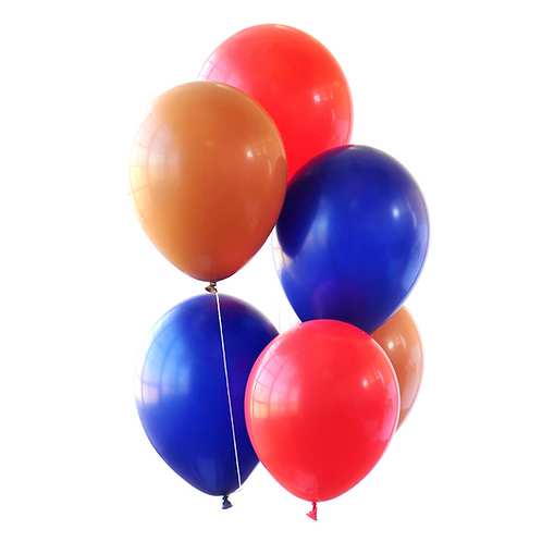 Baseball Party Balloons