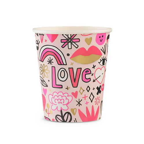 Love Party Cups