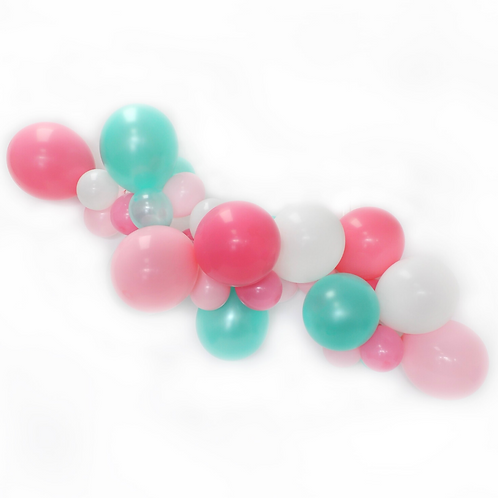 Kitten Balloon Garland Kit