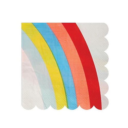 Over the Rainbow Party Napkins