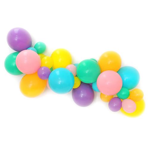 Dreamy Rainbow Balloon Garland Kit