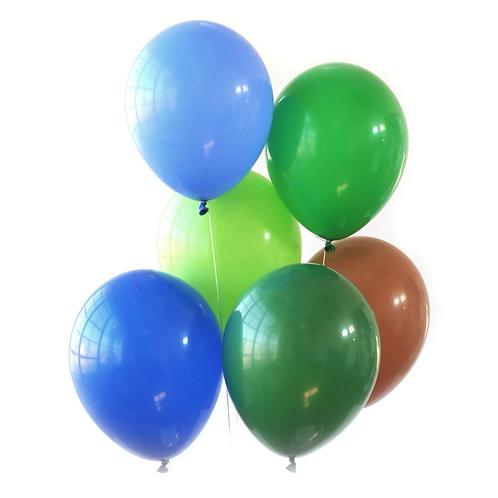 Ninja Turtles Party Balloons