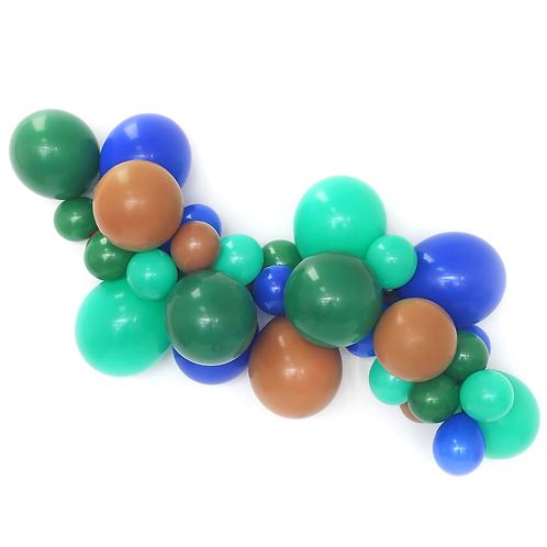 Little Bear Balloon Garland Kit