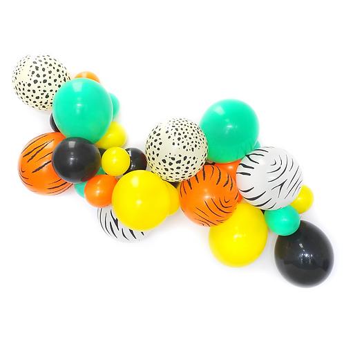 Jungle Balloon Garland Kit