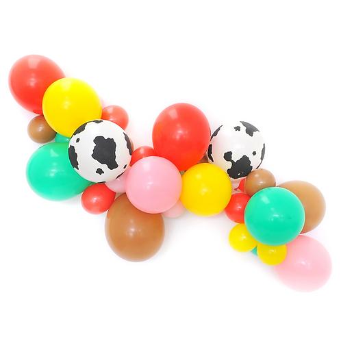 Farm Balloon Garland Kit