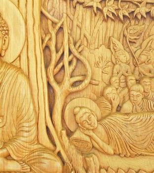 69. Будда и Рахула