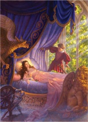 3. Спящая красавица