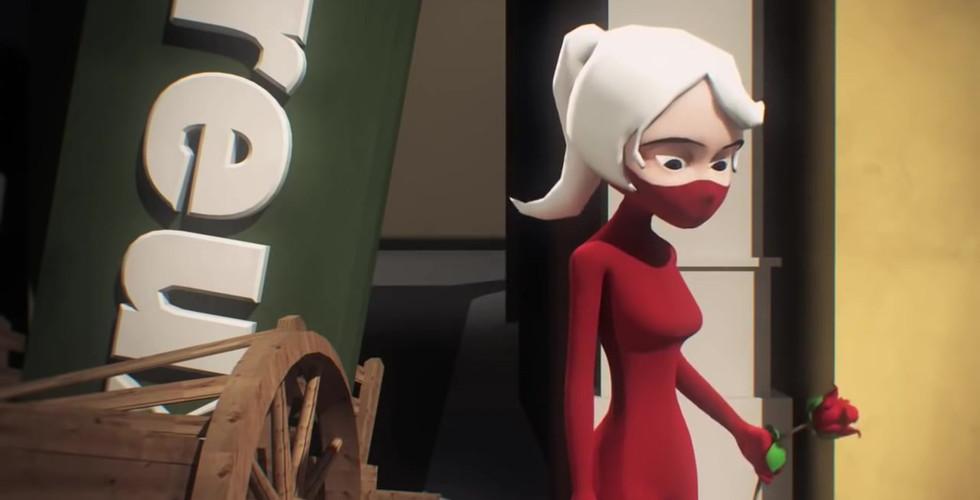 Потрясающий мультфильм о любви сбивающей