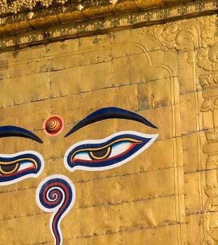 71. Почему я не вижу Будду