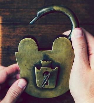 36. Ключ и замок