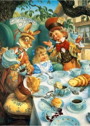 1. Алиса в стране чудес