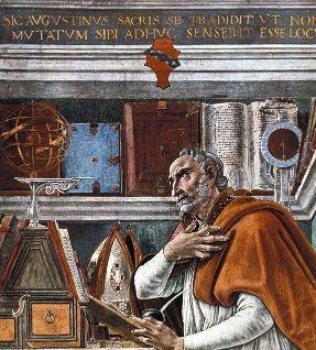 28. Блаженный Августин