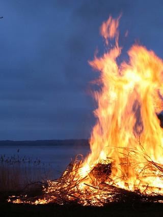 32. Огонь