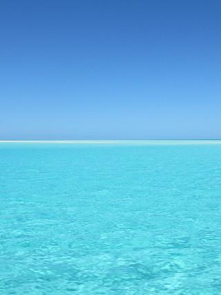 9. Вода, где было приятно