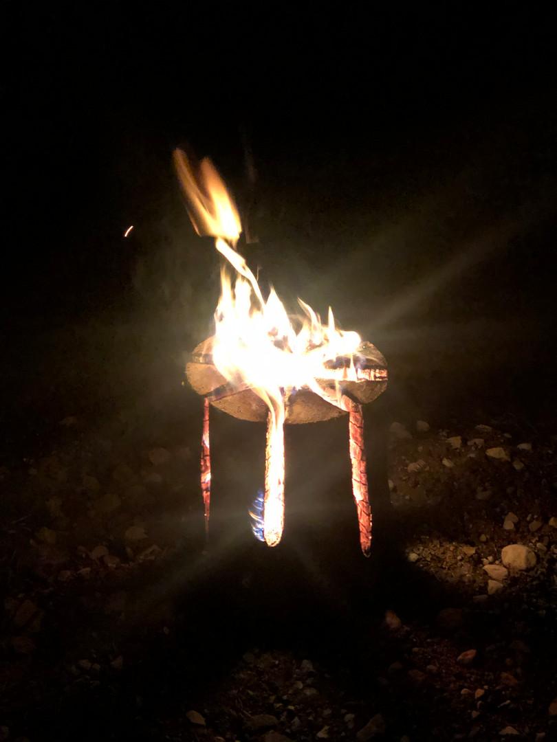 Mitte üldse tavaline tuli