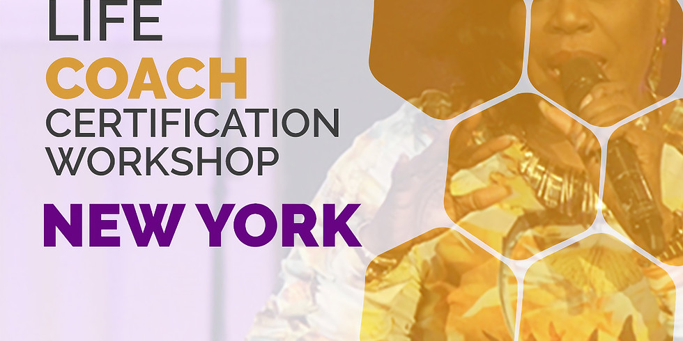 Life Coach Certification - New York (Zoom)