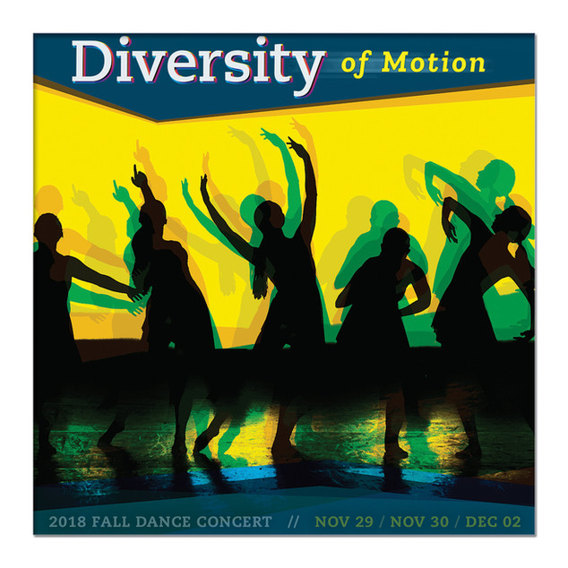 Dance Poster (Detail):