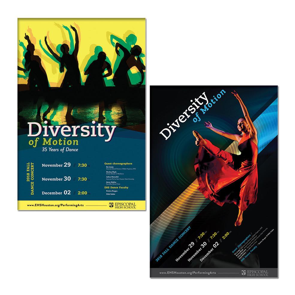 Dance Poster Series: