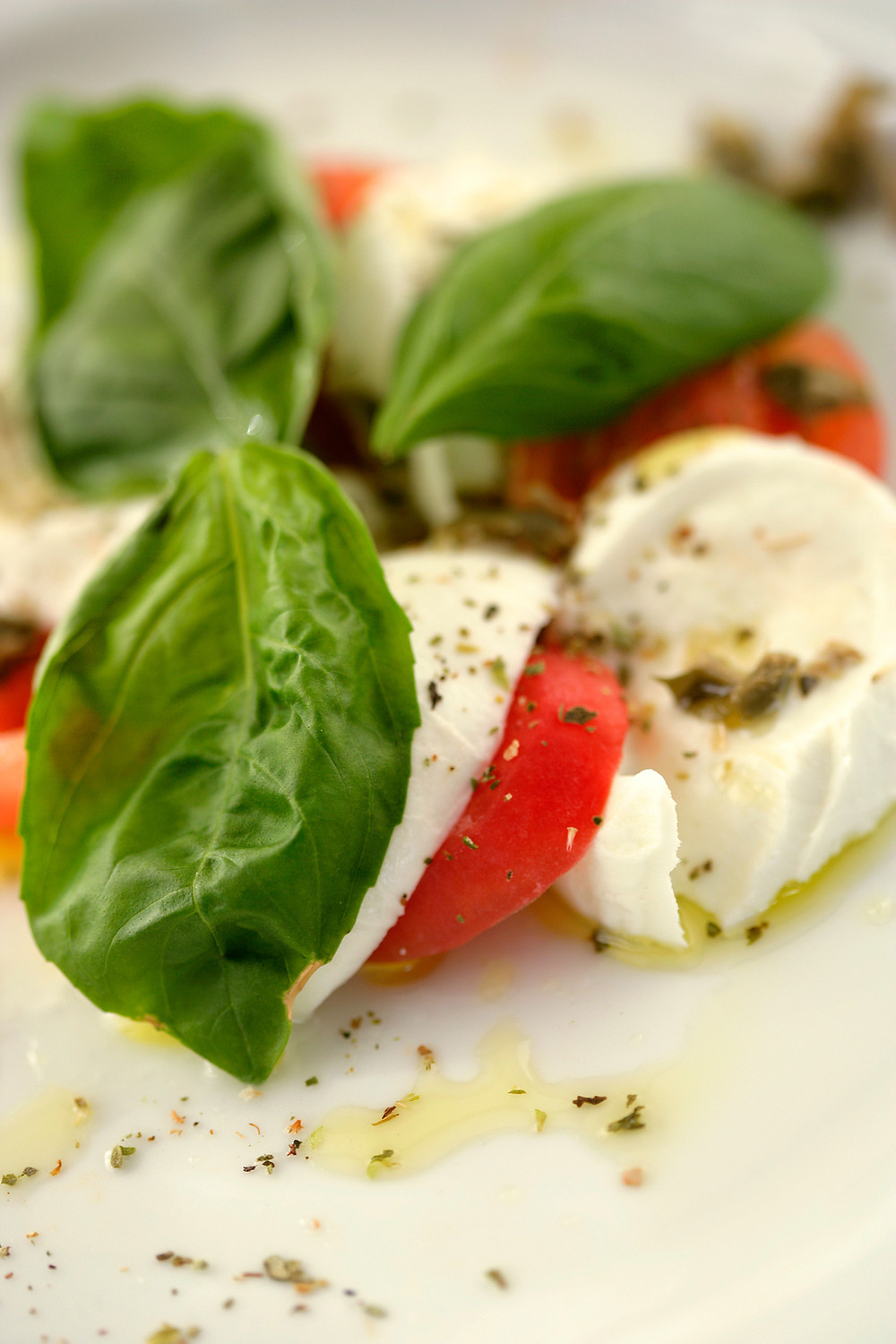 Caprese salad | Salt & Light Natural Wellness