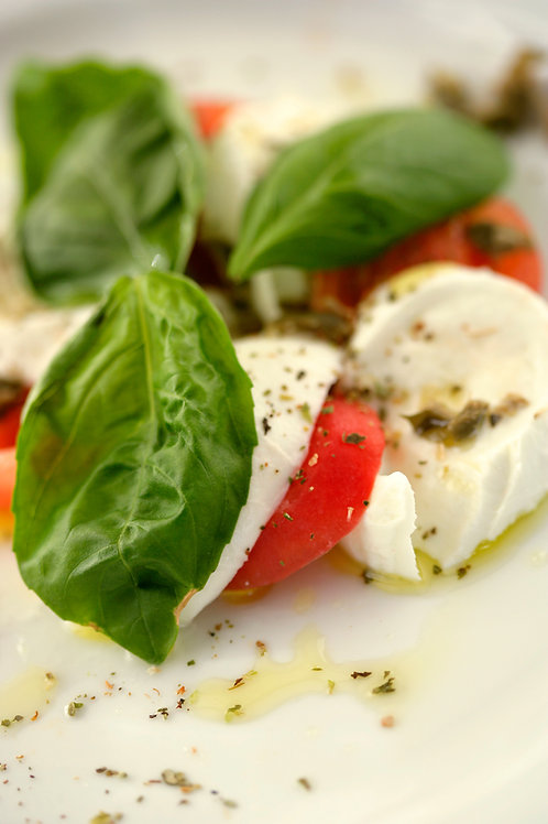 BASIC: Canapée Mozzarella-Tomate|Pesto