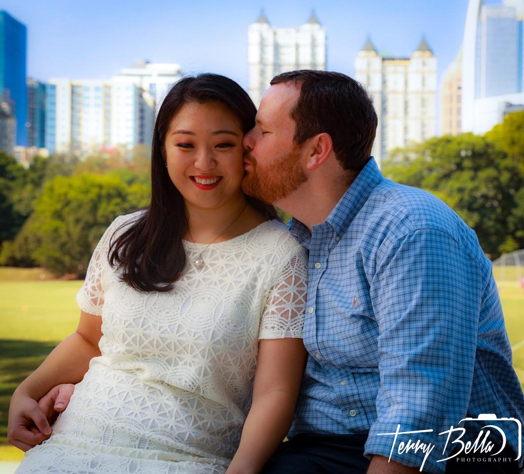 Engagement Photographer in Atlanta