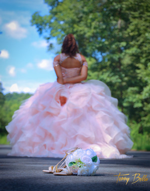 quincenera photographer in Gainesville ga