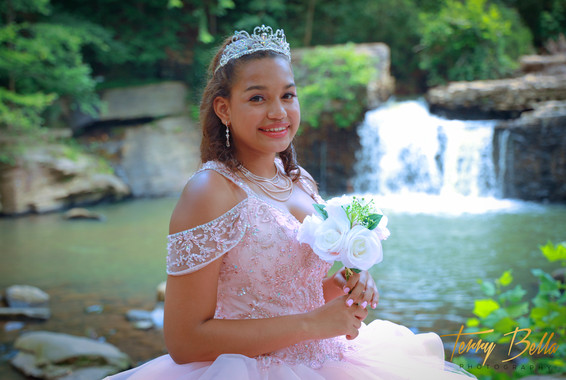 Quinceanera photographer in Norcross Ga
