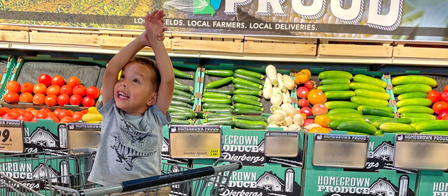 Local pride yields local produce at Dierbergs