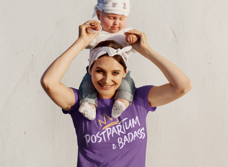 Taking Back Postpartum