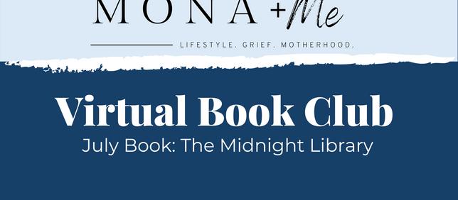 Virtual Book Club: The Midnight Library