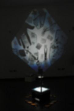 TEXTUS *OP-1, Roxana Toloza, RoxanaToloza Latorre, Arte, Art, contemporary art, art spain, arte contémporaneo España, UCLM,Sala Acua UCLM,  Arte político, Arts & politcs, Fast fashion, New media art, arte nuevos medios, retroproyection art, ecology