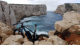 E-bike sul mare