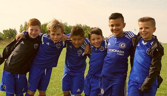 Football Camp Mini - (ages 4-5)