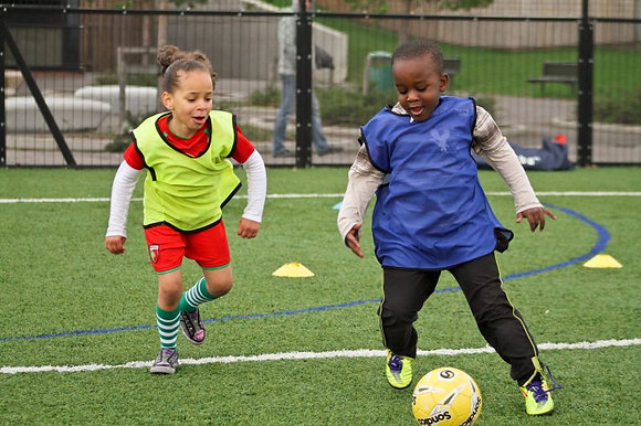 Finchley Football Camp - 10am start (ages 5+)
