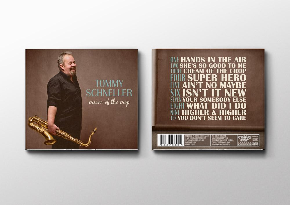 Tommy Schneller – Cream of the crop