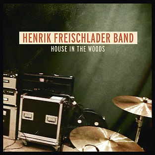 Henrik Freischlader House in the Woods