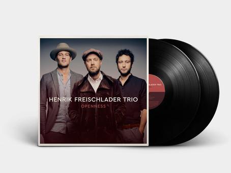 Henrik Freischlader Trio – Openness