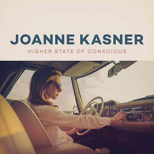 JOANNE KASNER Higher State Of Concious