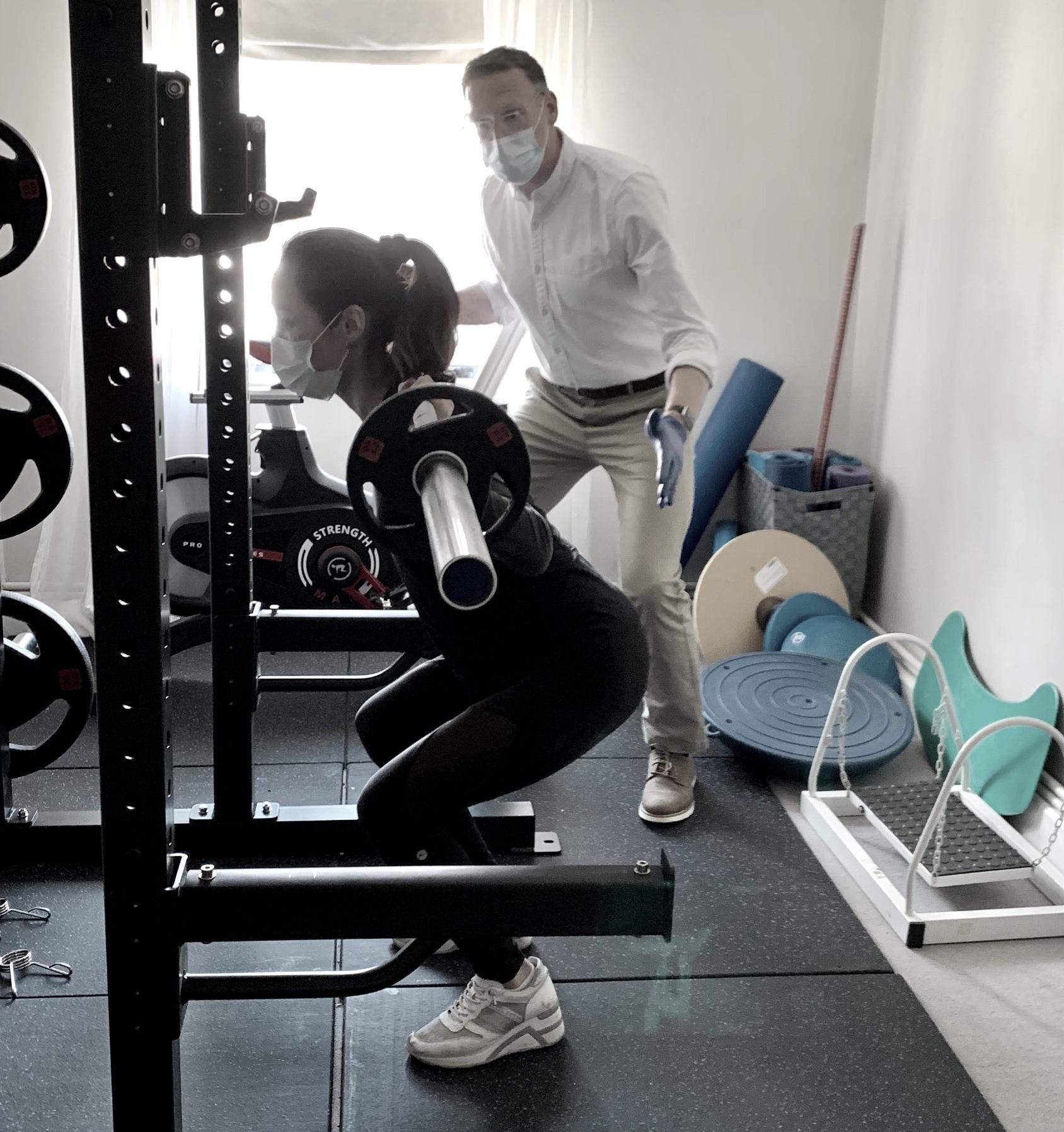 Gym Rehabilitation & Conditioning