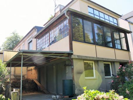 Wohnraum schaffen im Fritz-Best-Haus