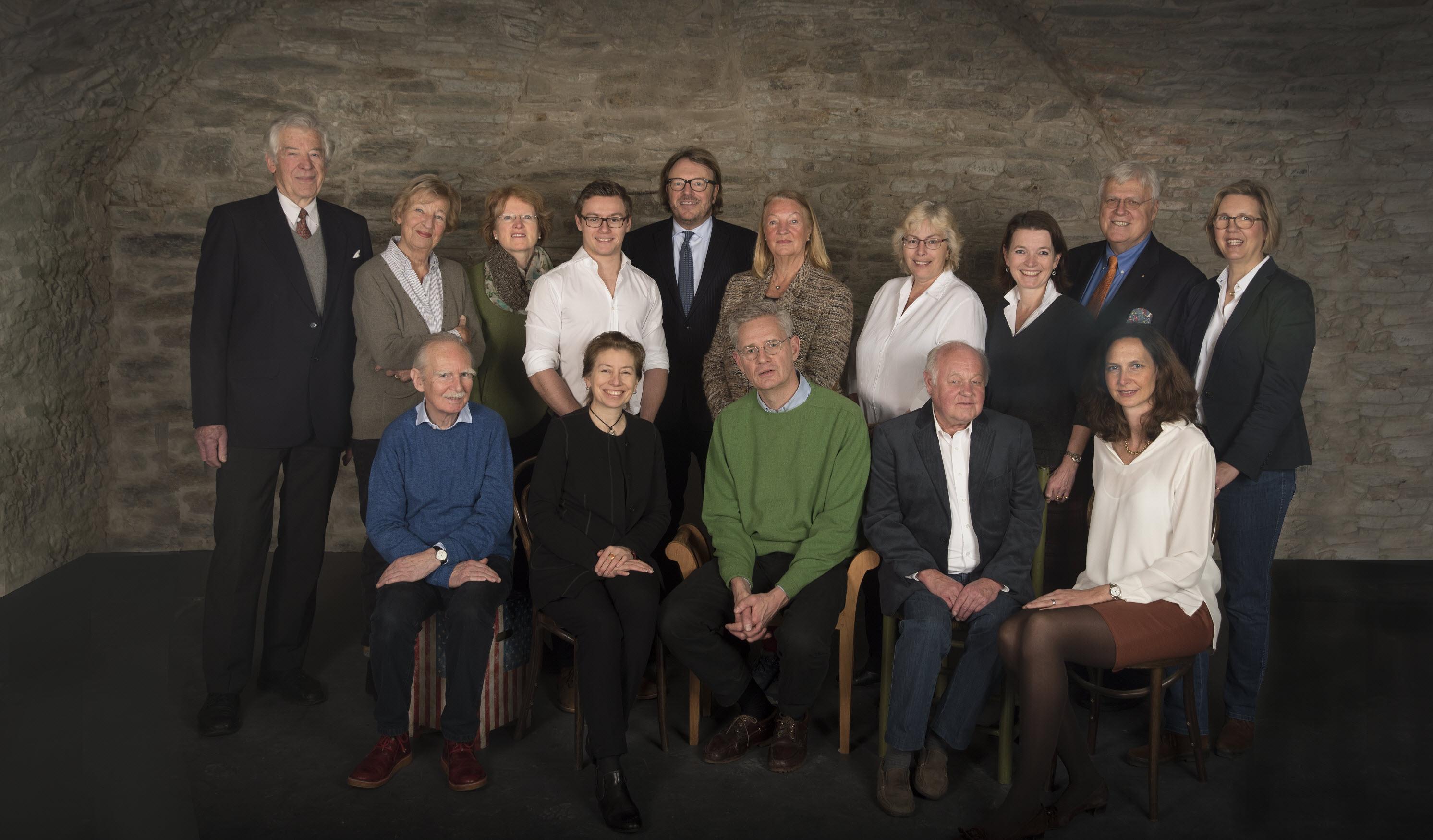 Die Kandidaten 2016