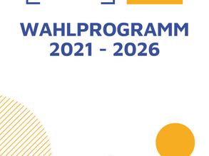 KfB-Wahlprogramm: Lokal, kompetent und engagiert