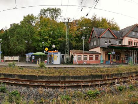 Der Bahnhof bleibt Bahnhof