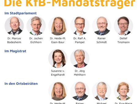 KfB konstituiert sich