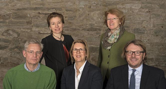 Die KfB-Kandidaten für den Ortsbeirat Kronberg