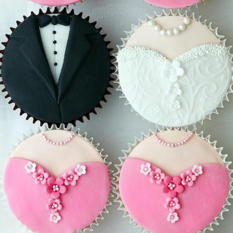 Wedding Dessert Decorating