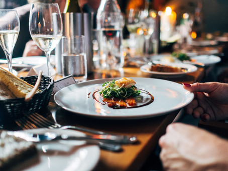 3 Best Restaurants Delivery in London