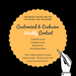 Customized weekly content for travel blogs.png