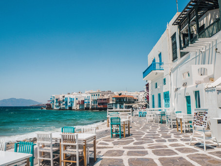 Be The First To Visit Mykonos Post-Lockdown