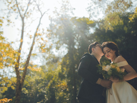 4 Tips On How To Plan A Wedding In The Fall